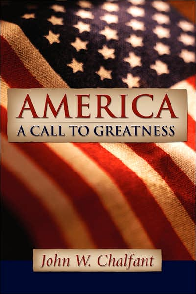 America—A Call To Greatness Book Cover