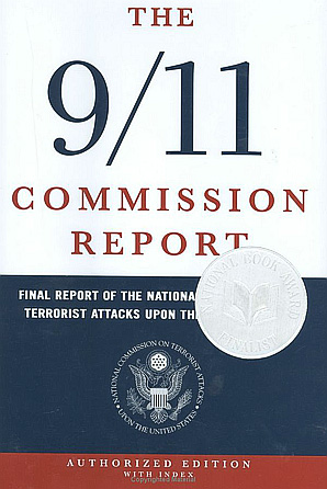 The 9/11 Commission Report Book Cover