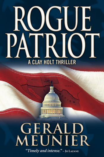 Rogue Patriot Book Cover
