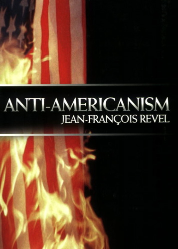 Anti–Americanism Book Cover