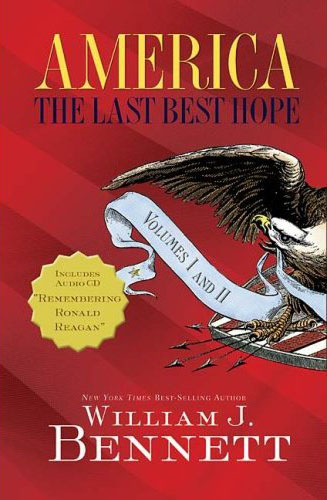 America: The Last Best Hope Volumes I & II Box Set Book Cover