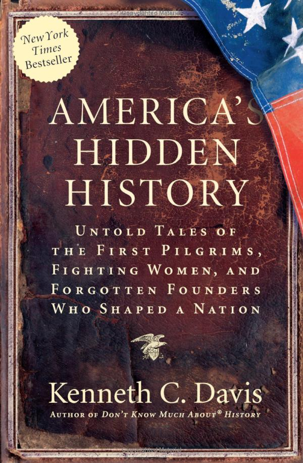 America's Hidden History Book Cover