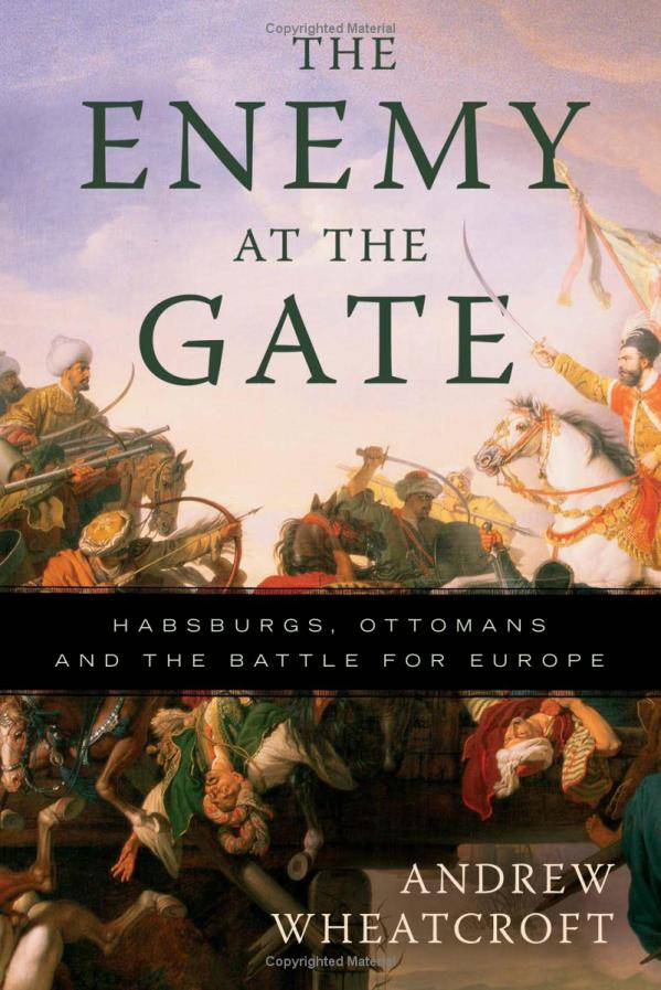 The Enemy at the Gate Book Cover