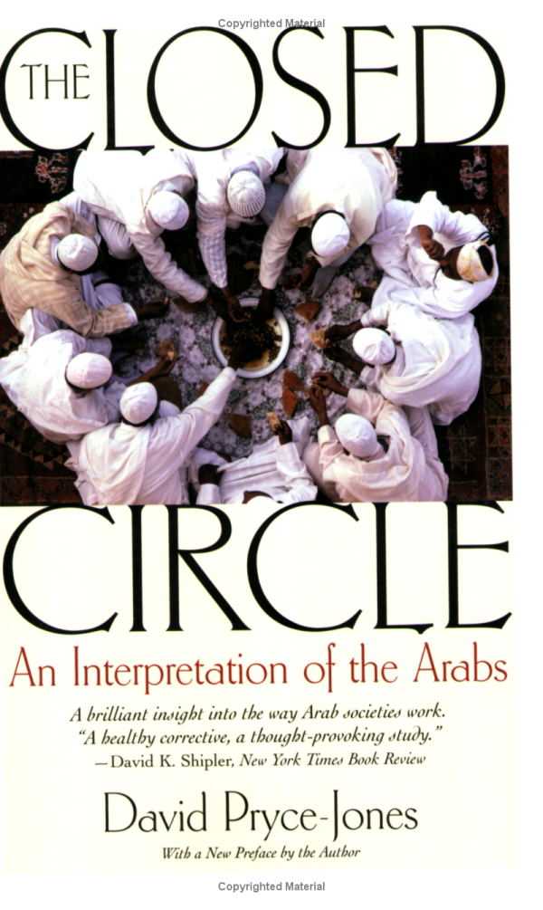 The Closed Circle Book Cover