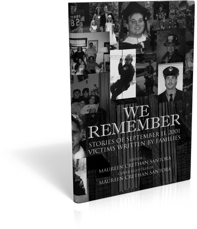 We Remember Book Cover