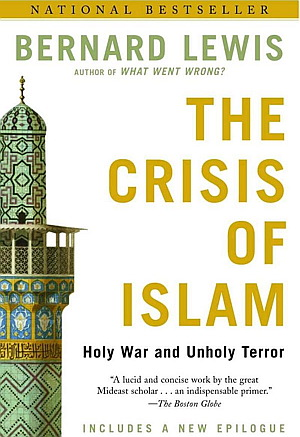 The Crisis of Islam: Book Cover