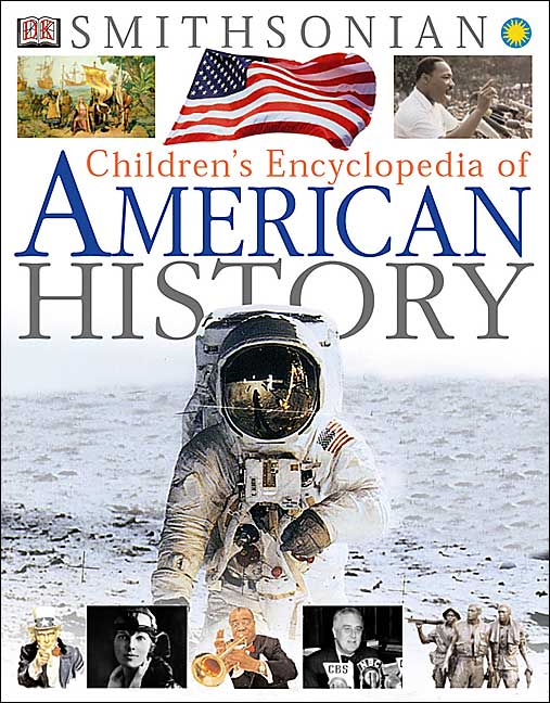 Children's Encyclopedia of American History Book Cover