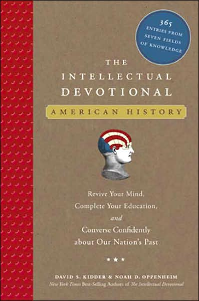 Intellectual Devotional, American History Book Cover