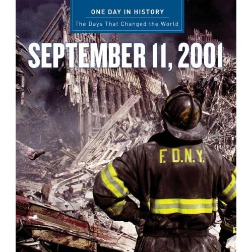 One Day in History: September 11, 2001 Book Cover