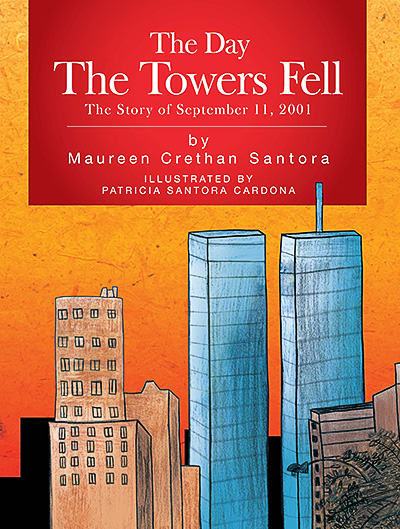 The Day the Towers Fell Book Cover