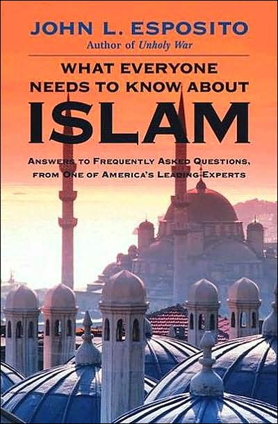 What Everyone Needs to Know about Islam Book Cover